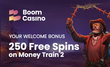Boom Casino - Let´s play