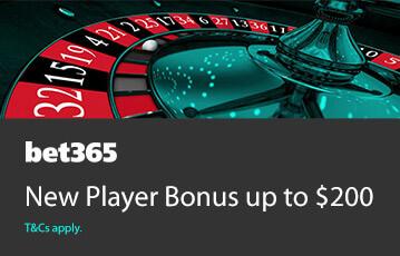bet365 poker casino bonus