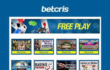 betcris casino review