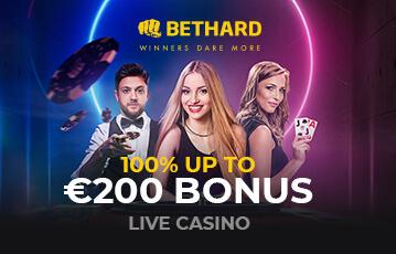 bethard poker live casino review