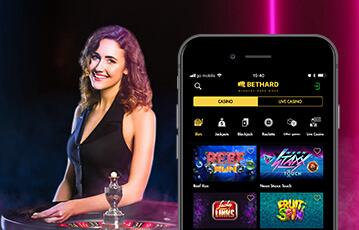 bethard poker review mobile app