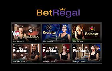BetRegal live casino review