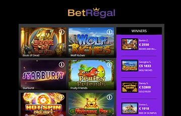 bet-regal casino review