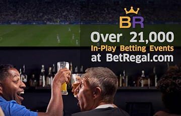 BetRegal review live betting
