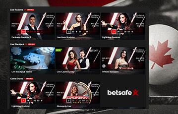 betsafe poker live casino review