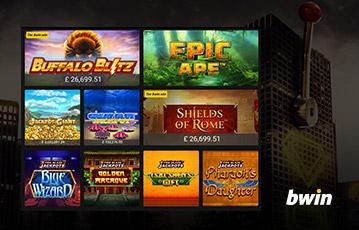 bwin casino games