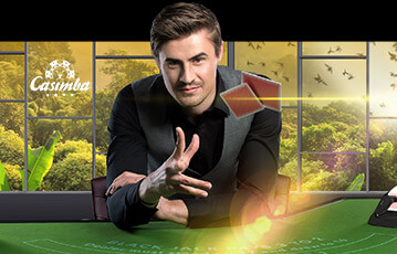 casimba poker live casino review
