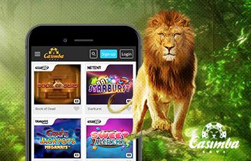 casimba poker review mobile app