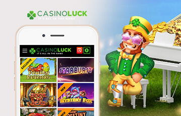 casinoluck casino review