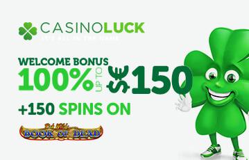casinoluck poker casino bonus