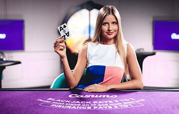 casumo poker live casino review