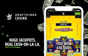 draftkings casino slots