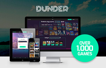 dunder casino poker review - pro and contra
