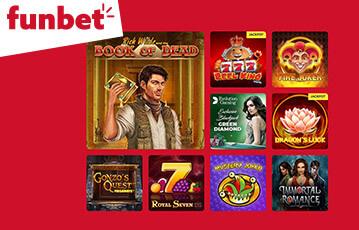funbet casino slots