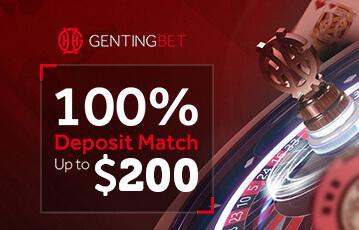 gentingbet poker casino bonus