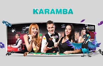 karamba poker live casino review