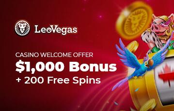 leovegas poker casino bonus