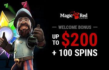 magicred poker casino bonus