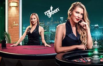mr green poker live casino review