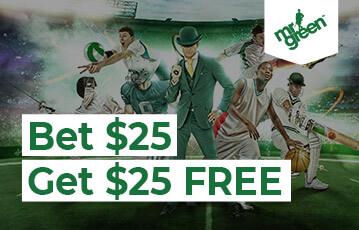 mr green poker sport bonus