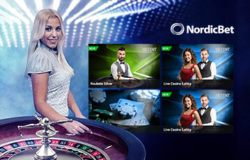 nordicbet poker live casino review