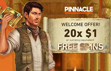 pinnacle casino bonus