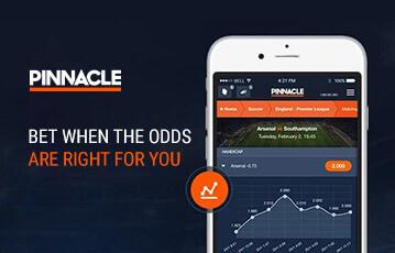 pinnacle sport odds