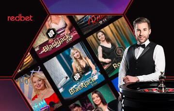 redbet poker live casino review