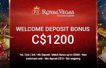 royal-vegas poker casino bonus