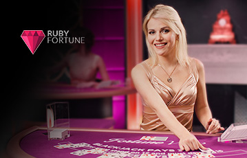 ruby fortune poker live casino review