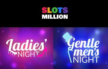 Slots Million VIP Nights Ladies