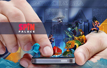 spinpalace poker review mobile app