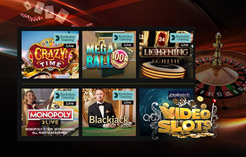 videoslots poker live casino review