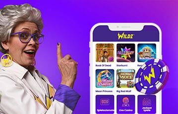 wildz poker review