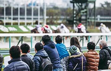 日本の競馬は合法でもブック メーカー 違法?