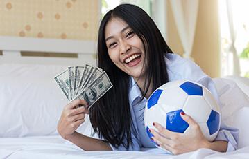ブックメーカー 税金 女性が日本サッカーに賭けて稼いだお金